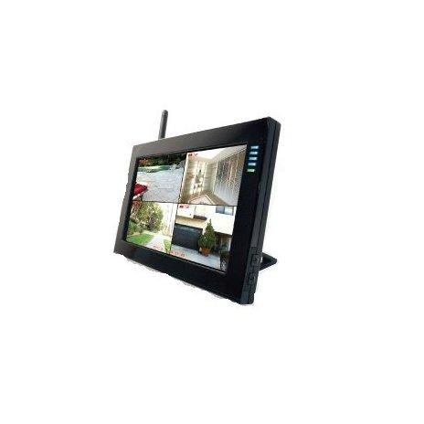 Bezdrátové DVR s LCD displejem EXCLUSIVE-RV