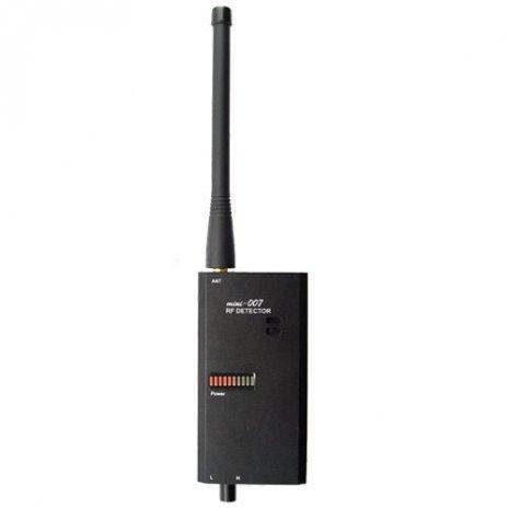 Citlivý detektor bezdrátových signálů
