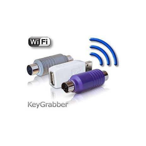 WiFi keylogger