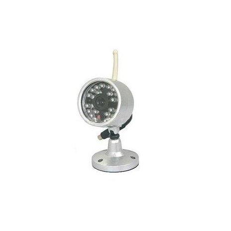 Bezdrátová 2,4GHz bezpečnostní kamera