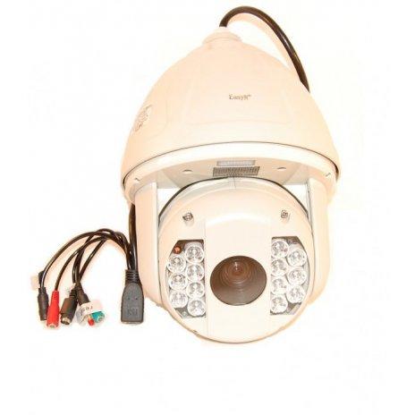Bezdrátová speed dome kamera s 30x zoomem