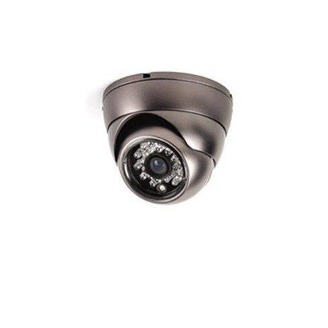 Venkovní dome kamera - IR 20m, IP66, 800TV linek