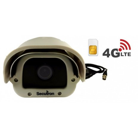 Secutron UltraCam SE-UL40-AV-4G - 480p, 0.00001 LUX