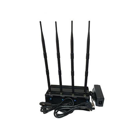Stacionární rušička WiFi - 2,4GHz, 5,8GHz