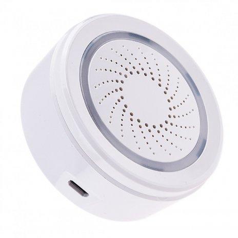 Secutek Smart WiFi SRT-ASA01 sziréna