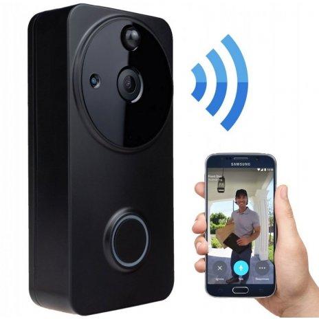 Videozvonek Secutek Smart WiFi SRT-TD08
