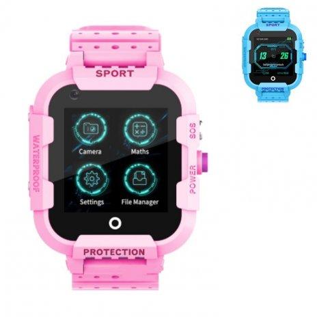 Dětské hodinky s GPS lokátorem KT12 4G