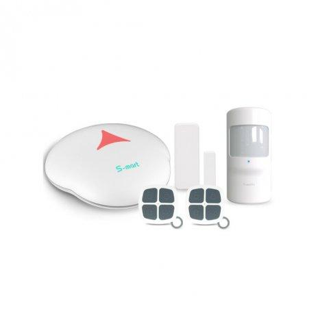 WiFi Hausalarm Secutek mit langer Ausdauer GS-S3W