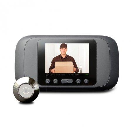 Digitální dveřní kukátko Eques R99