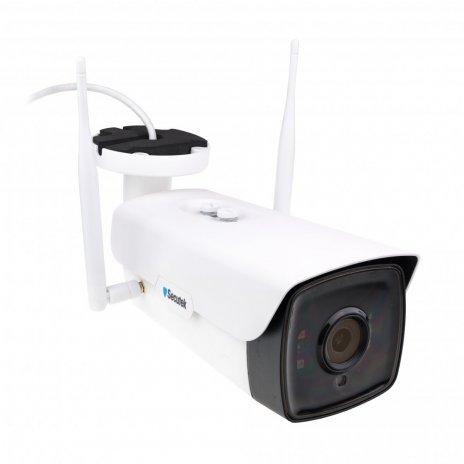 Sicherheits- IP Kamera Secutek SLG-LBB60SP200WL mit Alarm