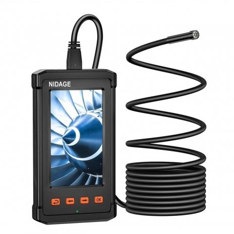 Inšpekčná kamera s LCD displejom EndSc03 - 3,5m / 5,5mm