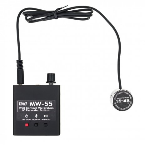 Audioüberwachungsgerät durch die Wand MW-55