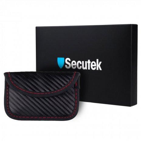 Sicherheitsetui für Schlüssel und Karten Secutek SAI-OT88