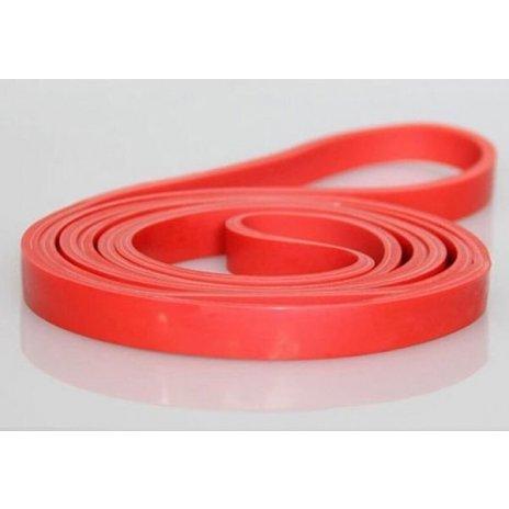 Тренировъчен ластик 7-16кг - 208см, червен