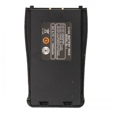 Резервна батерия за Baofeng BF-888S - 3.7V 1500mAh