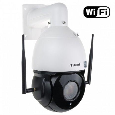 Otočná PTZ IP kamera Secutek SBS-SD59-30X - 5MP, 30x zoom