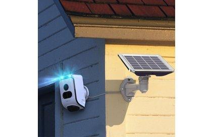Najčastejšie otázky pre solárnu kameru Secutek SLL-C390S (IP97)
