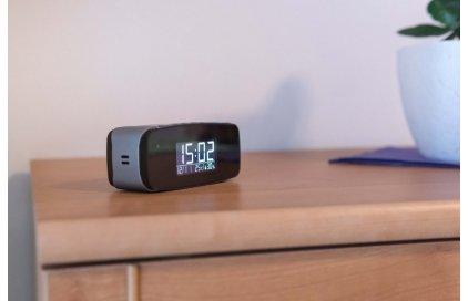 Tip na produkt: Malé digitálne hodiny IP006 so skrytou WiFi kamerou