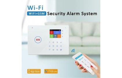 Porovnanie domácich alarmov