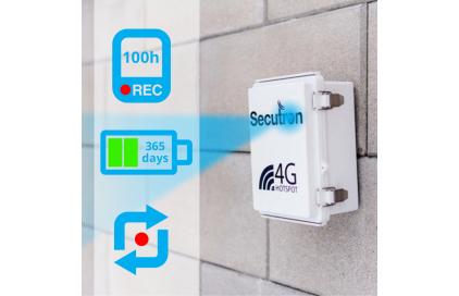 Technische Beratung für 4G UltraLife-Kameras (z.B. SECU46)