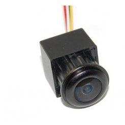Széles látószögű CCTV minikamera - 90°, 0,1 LUX