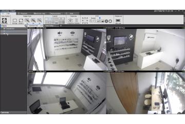 A biztonsági kamerák Herospeed VMS számítógépes programjának telepítése, használata