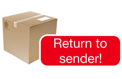 Hogyan küldjük vissza a csomagot Prágába?