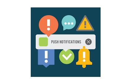Hogyan oldja meg az aplikációtól érkező értesítéseknél felmerülő problémát?