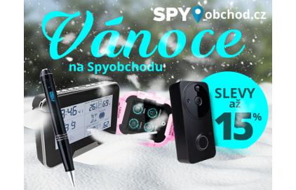 Karácsony a SPYstore.hu -val