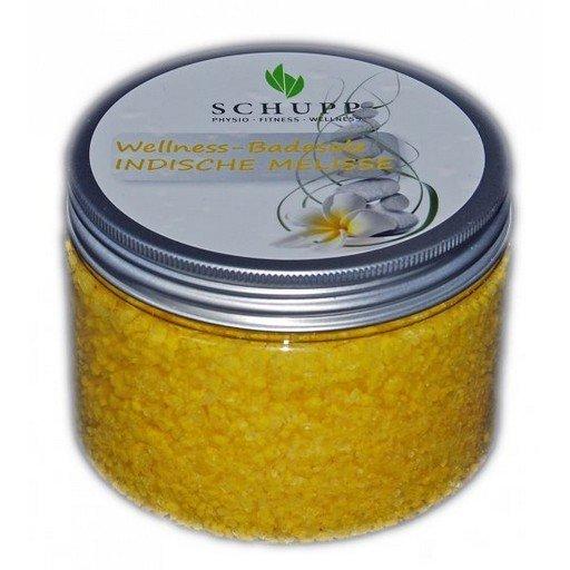 Kúpeľová a wellness soľ - Indická medovka, 450 g