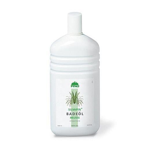Silvapin® Koupelový olej Meduňka, 1000 ml