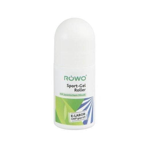 RÖWO® Sport gel, chladivý roll-on, 50 ml