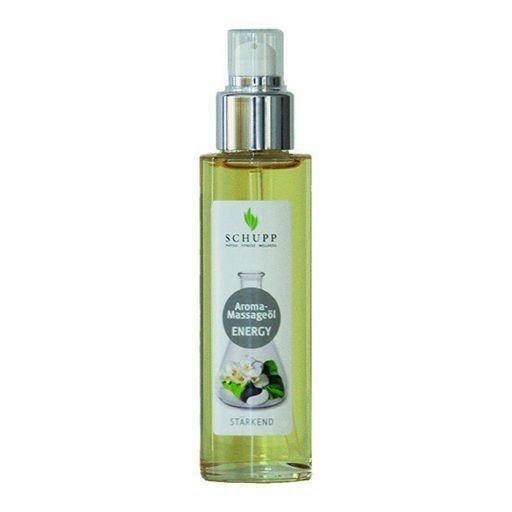 Aromatický masážní olej, Energy, 100 ml