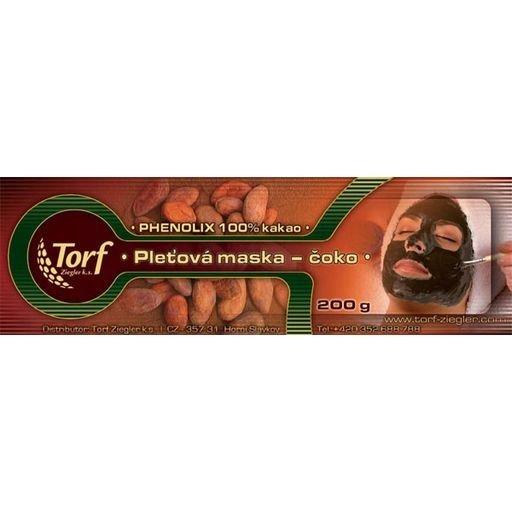 Kakaová maska na tvár, čokoláda, 3 kg