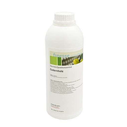 Finesse, Esence pro sauny, koncentrát, Cedrové dřevo, 1000 ml