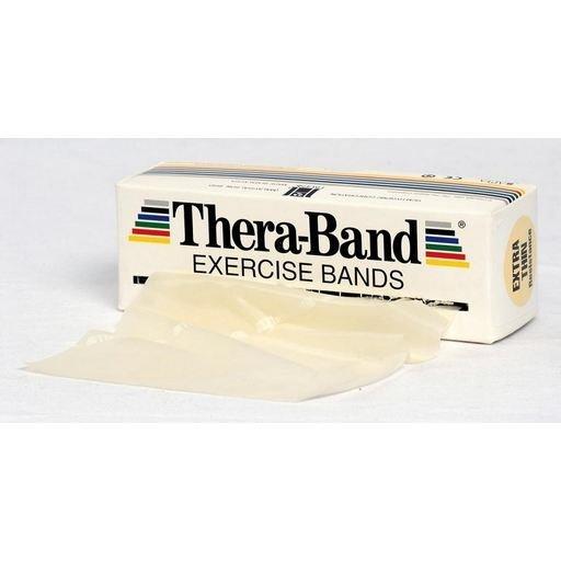 Thera-Band, béžová, extra lehká zátěž, 5,5 m