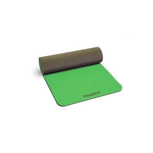 PINOFIT® Cvičebná podložka pre jogu, limetka, 186 x 60 x 0,4 cm