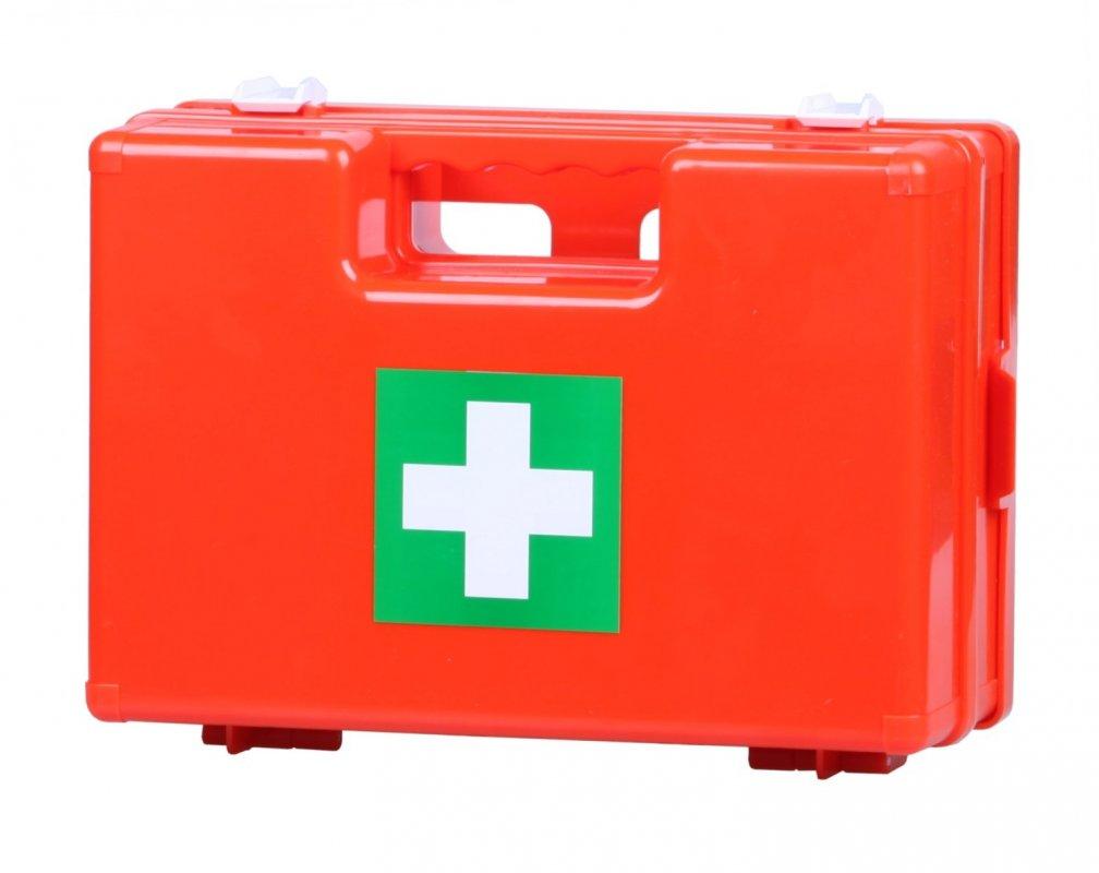 Plastový kufrík ABS s priehradkami - malý – prázdny ŠTĚPAŘ