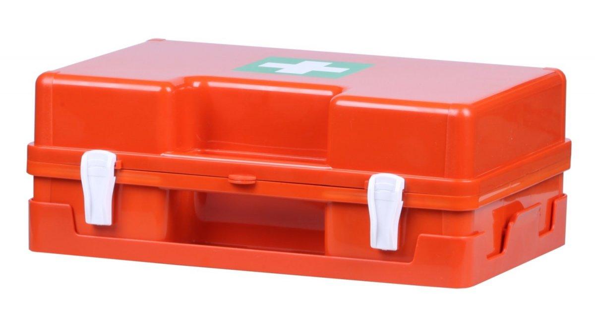 Kufřík první pomoci svýbavou pro 30 osob