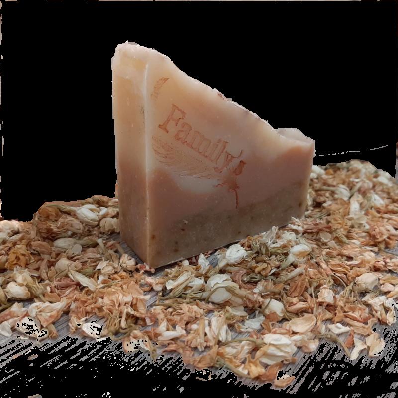 Tuhé přírodní mýdlo – Vůně Vánoc, 85 g