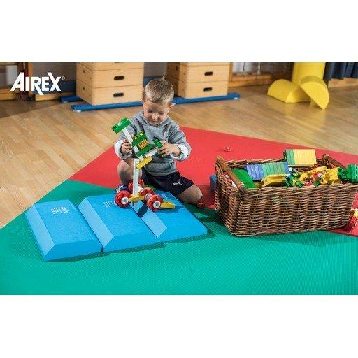 AIREX® Balance-beam Mini, kladina modrá