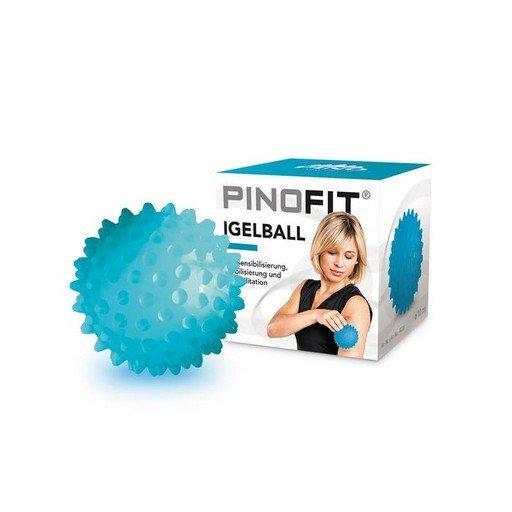 PINOFIT® loptičky - ježko, modrý, 7 cm