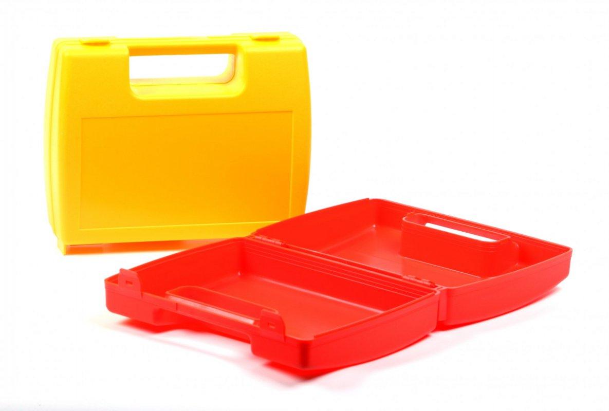 Plastové kufríky
