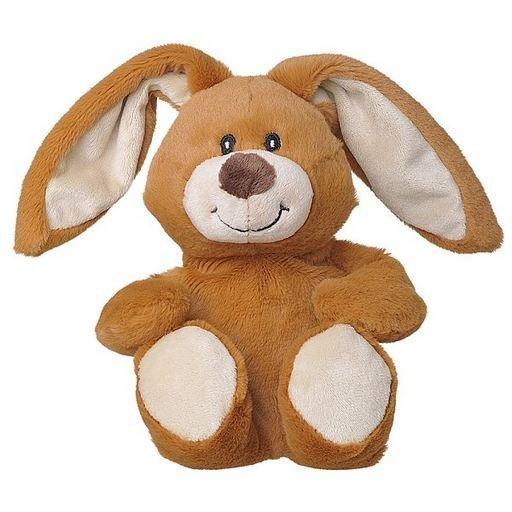 Malý hrejivý plyšák - zajačik - welliebellies®