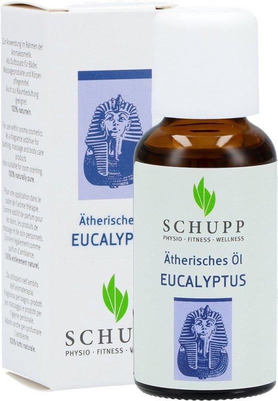 Éterický (esenciální) olej Eukalyptus