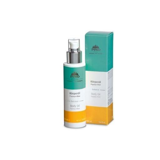 Aromatický telový olej, Papája Aloe Vera, 100 ml