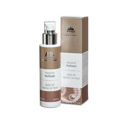 Aromatický telový olej, Perleť, 100 ml
