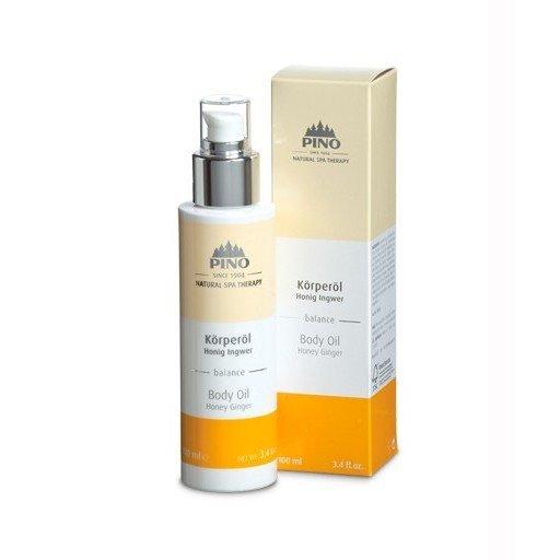 Aromatický telový olej, Med Zázvor, 100 ml