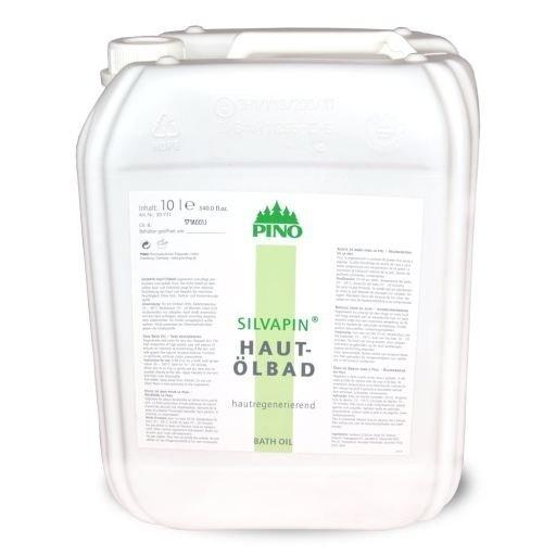 Silvapin® Tělový koupelový olej 10 l