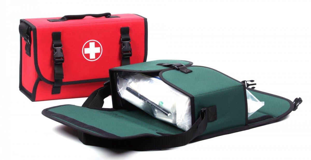 Lékařská brašna první pomoci